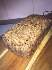 BANANA AND DATE ACTIVATED SEED BAKED 1 kilo