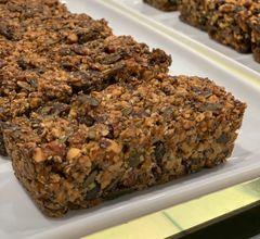 CHOC CHIP BOOST ENERGY BARS- Quinoa 100g