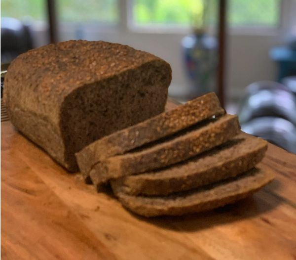 LOW CARB DAILY BREAD from