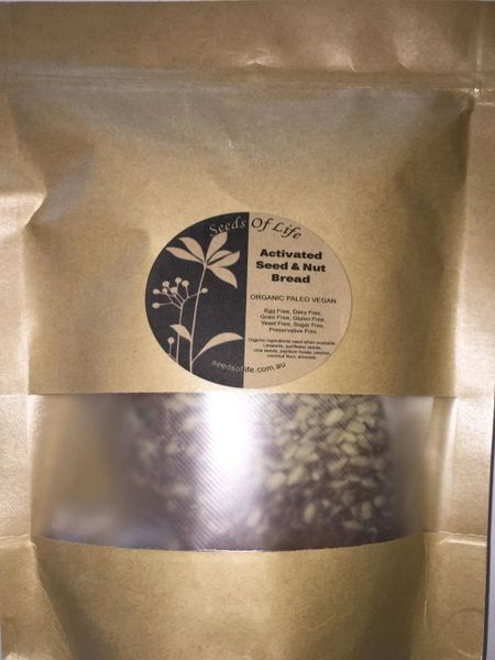 ACTIVATED SEED & NUT - Premix 580g