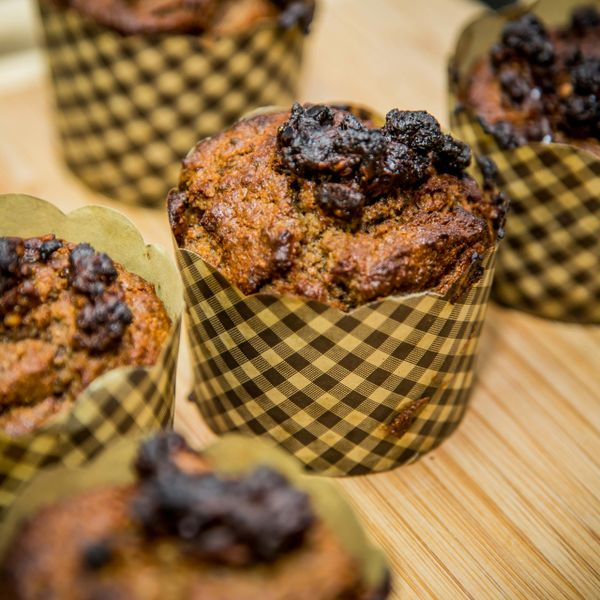 STICKY DATE MUFFIN 140g 6 pack