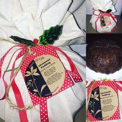 Traditional Boiled Christmas Pudding 1 kilo