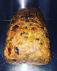 PALEO VEGAN FRUIT LOAF BAKED 1 kilo
