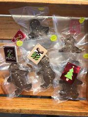 Gingerbread Man Cookie 130grams 5 pack