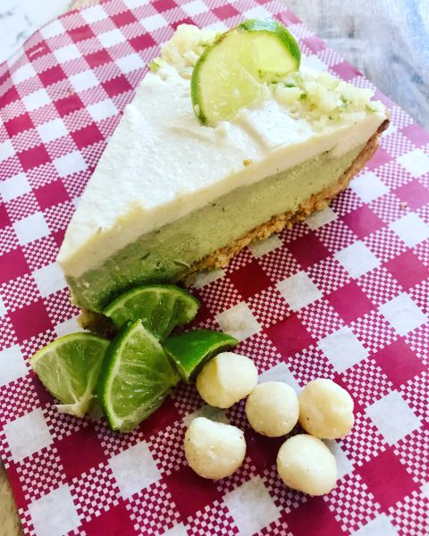 AVOCADO LIME CAKE - Pick up only