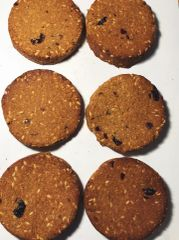 COCONUT AND CRANBERRY COOKIES Nut Free Cookies 6 pack
