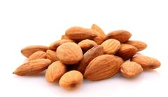 Organic Whole and Broken Almonds 500grams
