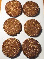 Hazelnut cookies LCHF 6 pack