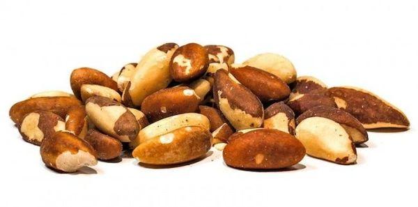 Organic Brazil Nuts 500grams