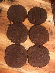 LCHF Choc Mint Mudcake Cookies 6 pack