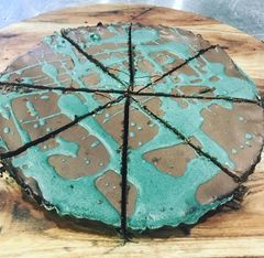Mint and Cacao Torte LCHF