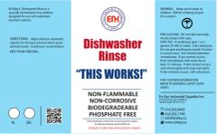 En Kay Dishwasher Rinse 4L - 4/CS