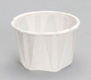 Harvest Paper Portion Cup - 1.25OZ - 5000/CS