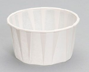 Harvest Paper Portion Cup - 4OZ - 5000/CS