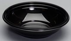 Silhouette Black 32Oz Plastic Bowls - [CW032B] - 200/CS