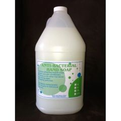 Sprakita Anti Bacterial Pearl Liquid Hand Soap - 4 x 4L /CS
