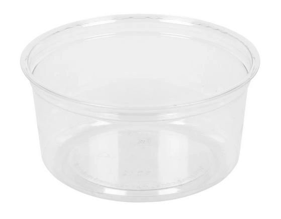 Clear Deli Container - 12oz - 500/CS