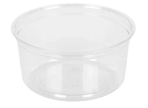 Clear Deli Container - 16oz - 500/CS