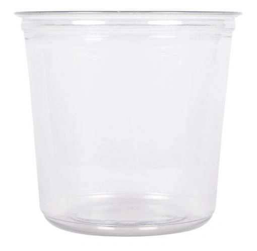 Clear Deli Container - 24oz - 500/CS
