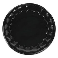 "Caterware - 16"" Black Flat - [9816KY] - 50/Cs"