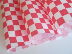 Wax Paper Checkered - 12 x 12 - 2000/CS