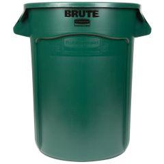 Rubbermaid - 1779741 - BRUTE 44 Gallon Dark Green Trash Can