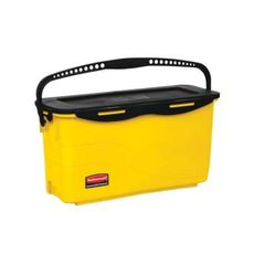 Rubbermaid - 1791802 - Top Down Charging Bucket For Microfiber