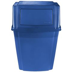 Rubbermaid - 1829401 - Slim Jim Wall Mounted Waste Container For 15G