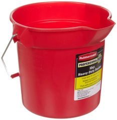 Rubbermaid - 1834781 - Sanitizer Bucket - Red