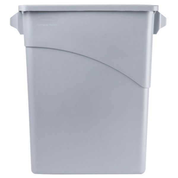 Rubbermaid - 1835530 - Slim Jim Waste Container with Handles