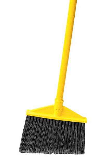 Rubbermaid - 1861076 - Executive Angle Broom With Vinyl Handle