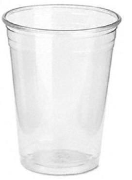 Pactiv - [YP90C] - 9oz Tall Clear PET Cup - 900/CS
