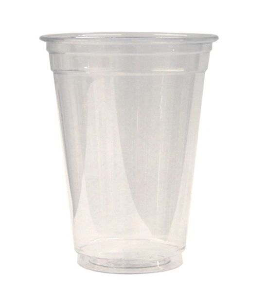 Pactiv - [YP10C] - 10oz Tall Clear PET Cup - 900/CS