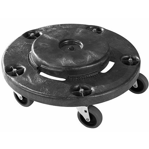 Rubbermaid - 1867534 - Executive BRUTE Dolly with Quiet Casters