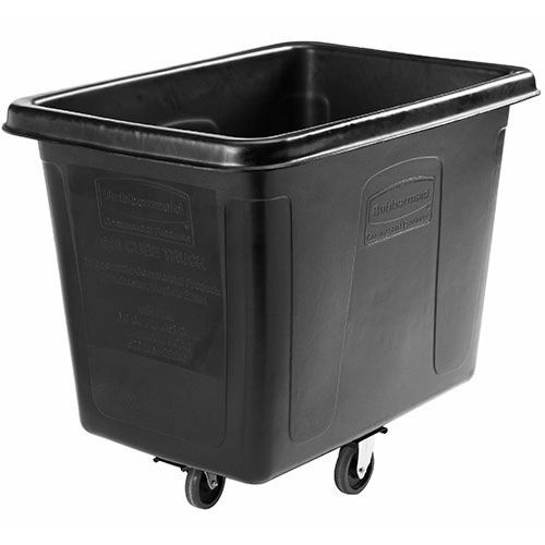 Rubbermaid - 1867537 - Executive Cube Truck 16 CU feet with quiet casters