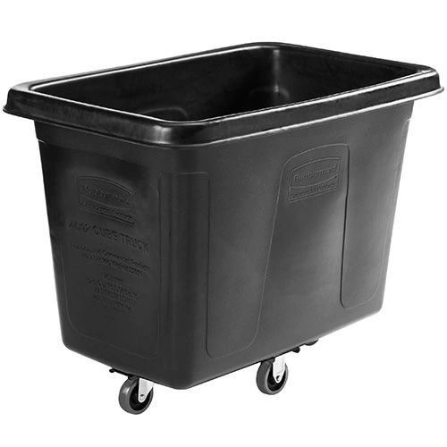 Rubbermaid - 1867538 - Executive Cube Truck 12 CU feet with quiet casters