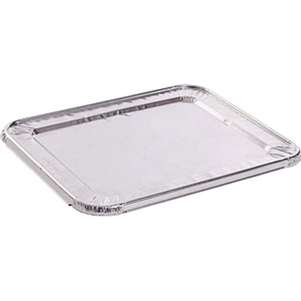 WP - [5001] - Lids for Half Size Steam Trays - 100/CS