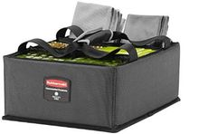 Rubbermaid - 1902468 - Executive Quick Cart Caddy - Large