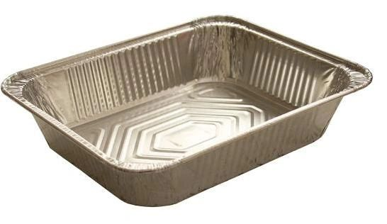 WP - [5132] - Half Size Steam Tray - Deep - 100/CS