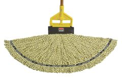Rubbermaid - 1924788 - Maximizer Mop Head, Shrinkless Blend - Large