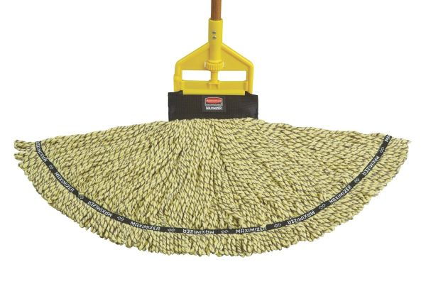 Rubbermaid - 1924789 - Maximizer Mop Head, Shrinkless Blend - Medium