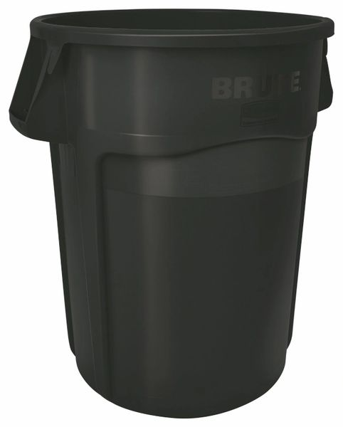 Rubbermaid - 1779734 - BRUTE 20 Gallon Black Trash Can