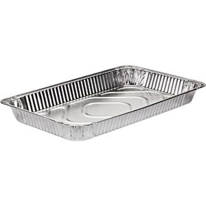 WP - [5120] - Full Size Steam Tray - Medium - 50/CS