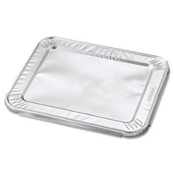 HFA - [2049-30-100] - Lids for Half Size Steam Trays - 100/CS