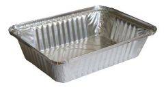 "HFA - [2062-30-500] - 2-1/4 lb Oblong Container - [5"" x 8""] - 500/CS"