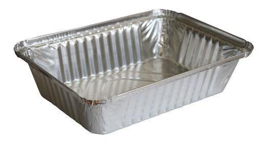 "HFA - [2062-30-500] - 2-1/4 lb Oblong Container - [5"" x 8""] - 500/CS"