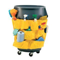 Rubbermaid - 264200 - BRUTE Caddy Bag - Yellow
