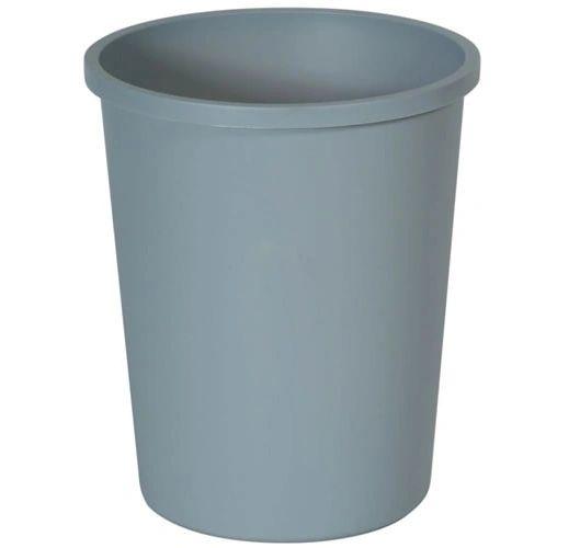 Rubbermaid - 294700 - Untouchable Round Container - 45Qt