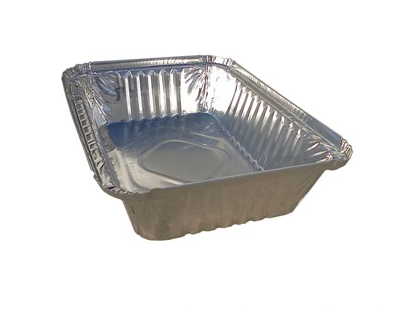 "WP - [588B] - 2-1/4 lb Oblong Container - [5"" x 8""] - 500/CS"