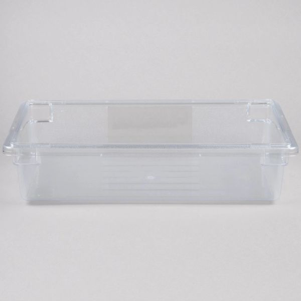 Rubbermaid - 330800 - Clear Food Storage Box - 8 1/2 Gallon